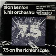 Click here for more info about 'Stan Kenton - 7.5 On The Richter Scale'