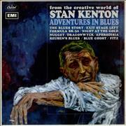 Click here for more info about 'Stan Kenton - Adventures In Blues'