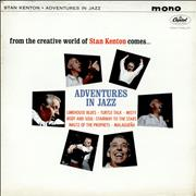 Click here for more info about 'Stan Kenton - Adventures In Jazz'