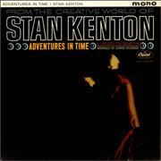 Click here for more info about 'Stan Kenton - Adventures In Time - Factory Sample'