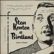 Click here for more info about 'Stan Kenton - At Birdland 'Concert In Miniature''