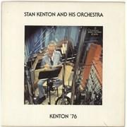 Click here for more info about 'Stan Kenton - Kenton '76 - Orange Label'