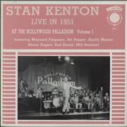 Click here for more info about 'Stan Kenton - Live In 1951At The Hollywood Palladium Volume 1'