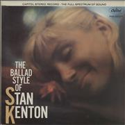 Click here for more info about 'Stan Kenton - The Ballad Style Of Stan Kenton'