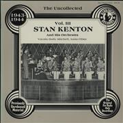 Click here for more info about 'Stan Kenton - The Uncollected Vol. III 1943-1944'