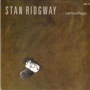 Click here for more info about 'Stan Ridgway - Camouflage - P/S'