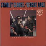 Click here for more info about 'Stanley Clarke & George Duke - Heroes'