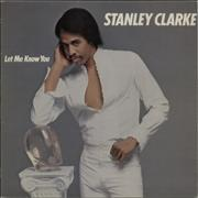 Click here for more info about 'Stanley Clarke - Let Me Know You'