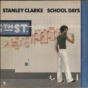 Click here for more info about 'Stanley Clarke - School Days - EX'
