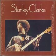 Stanley Clarke Stanley Clarke - 1st UK vinyl LP