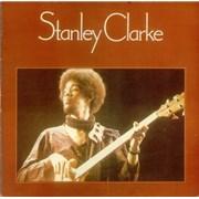Stanley Clarke Stanley Clarke - 2nd UK vinyl LP