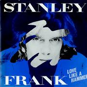 Click here for more info about 'Stanley Frank - Love Like A Hammer'