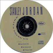 Click here for more info about 'Stanley Jordan - What's Going On'