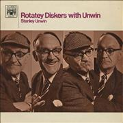 Click here for more info about 'Stanley Unwin - Rotatey Diskers With Unwin'