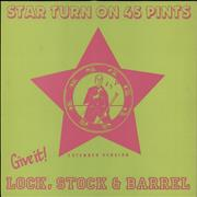 Click here for more info about 'Star Turn - Give It! Lock, Stock & Barrel'