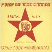 Click here for more info about 'Star Turn - Pump Up The Bitter'
