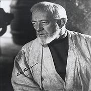 Click here for more info about 'Star Wars - Autographed Obi-Wan Photograph'