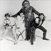 Click here for more info about 'Star Wars - Autographed Photograph'