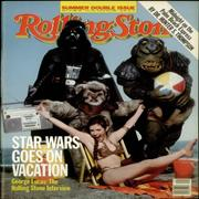 Click here for more info about 'Star Wars - Rolling Stone - Summer Double Issue'