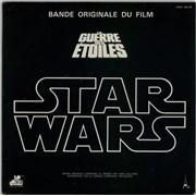 Star Wars Star Wars + Poster France 2-LP vinyl set
