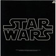 Star Wars Star Wars UK 2-LP vinyl set