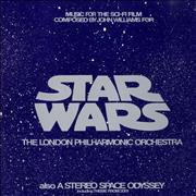 Click here for more info about 'Star Wars - Star Wars / Stereo Space Odyssey'