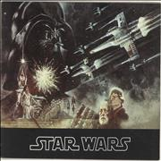 Star Wars Star Wars UK tour programme