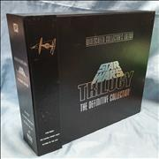 Click here for more info about 'Star Wars - Star Was Trilogy - The Definitive Collection'