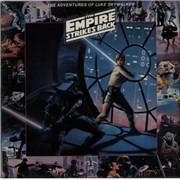 Star Wars The Adventures Of Luke Skywalker UK vinyl LP