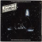 Star Wars The Empire Strikes Back + Magazine USA 2-LP vinyl set