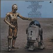 Click here for more info about 'Star Wars - The Story Of Star Wars - EX'