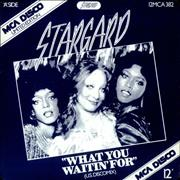Click here for more info about 'Stargard - What You Waitin' For (U.S. Disco Mix)'
