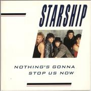 Click here for more info about 'Starship - Nothing's Gonna Stop Us Now'