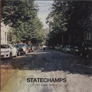 Click here for more info about 'State Champs - The Finer Things - Red/White vinyl'