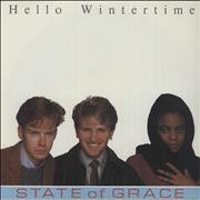 Click here for more info about 'State Of Grace - Hello Wintertime'