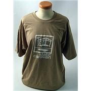 Click here for more info about 'Static Caravan - Static Caravan - Beige T-Shirt'