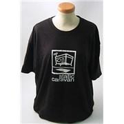 Click here for more info about 'Static Caravan - Static Caravan - Black T-Shirt'