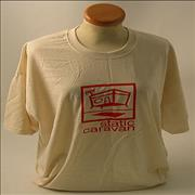 Click here for more info about 'Static Caravan - Static Caravan - Cream T-Shirt (Extra Large)'
