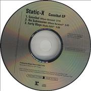 Click here for more info about 'Static-X - Cannibal EP'