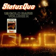 Click here for more info about 'Status Quo - 12 Gold Bars Volume II [And I] - Autographed'