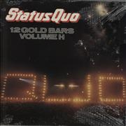 Click here for more info about 'Status Quo - 12 Gold Bars Volume Two [And One] - Sealed'