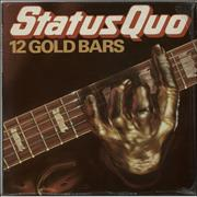 Click here for more info about 'Status Quo - 12 Gold Bars'