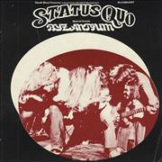 Click here for more info about 'Status Quo - 1972 UK Tour - Ex Condition'