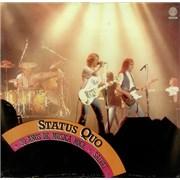 Status Quo 30 Anos De Musica Rock - Sealed Mexico vinyl LP