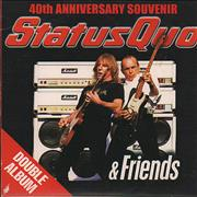 Click here for more info about 'Status Quo - 40th Anniversary Souvenir'