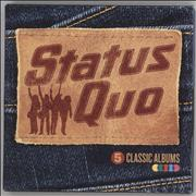 Click here for more info about 'Status Quo - 5 Classic Albums'