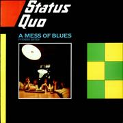 Click here for more info about 'Status Quo - A Mess Of Blues'