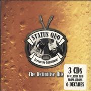 Click here for more info about 'Status Quo - Accept No Substitute! The Definitive Hits'