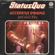 Click here for more info about 'Status Quo - Accident Prone'