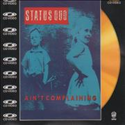 Click here for more info about 'Status Quo - Ain't Complainin' - Cdv'